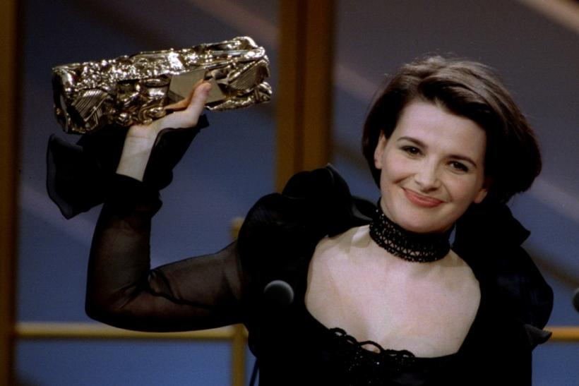 Image result for juliette binoche cesar awards