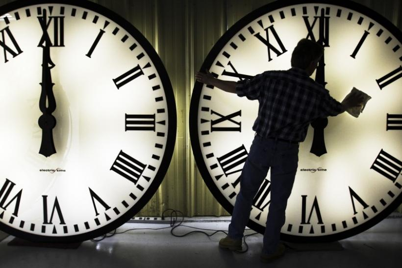 What Time Is It? Daylight Saving Time 2012
