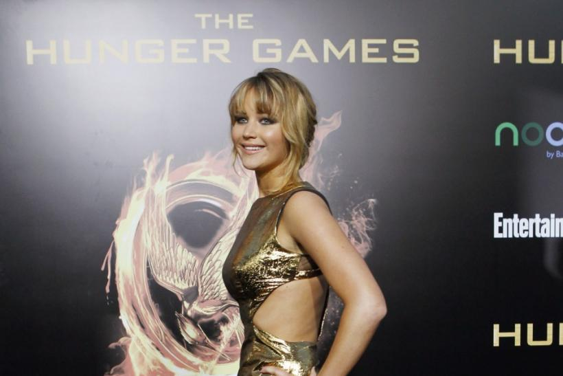 The Hunger Games Premier