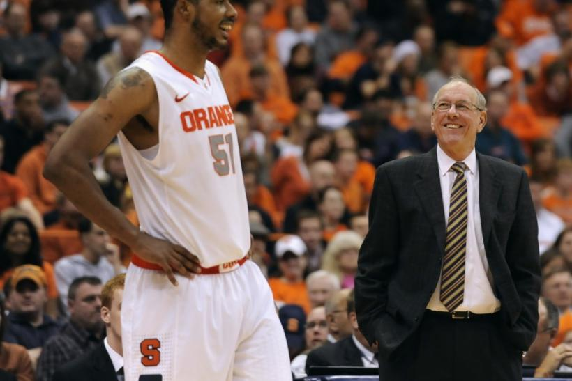 Syracuse may bow out early