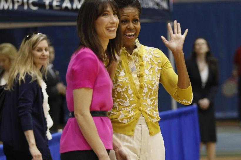 First Ladies' Fashion: Samantha Cameron, Michelle Obama Showcases Their Impeccable Fashion Sense