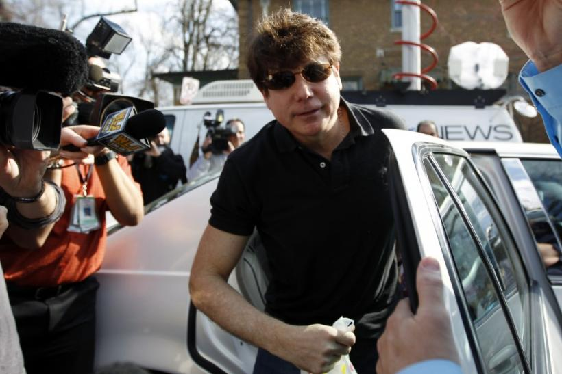 "Rod Blagojevich Final Statement Before Prison: I Was On ""The Right Side of the Law"""