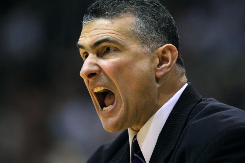 Frank Martin has led Kansas State to three straight NCAA Tournament Appearances.
