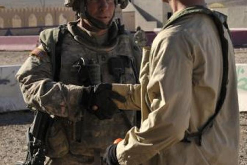 U.S. Soldier involved in the Afghan Massacre has been Identified