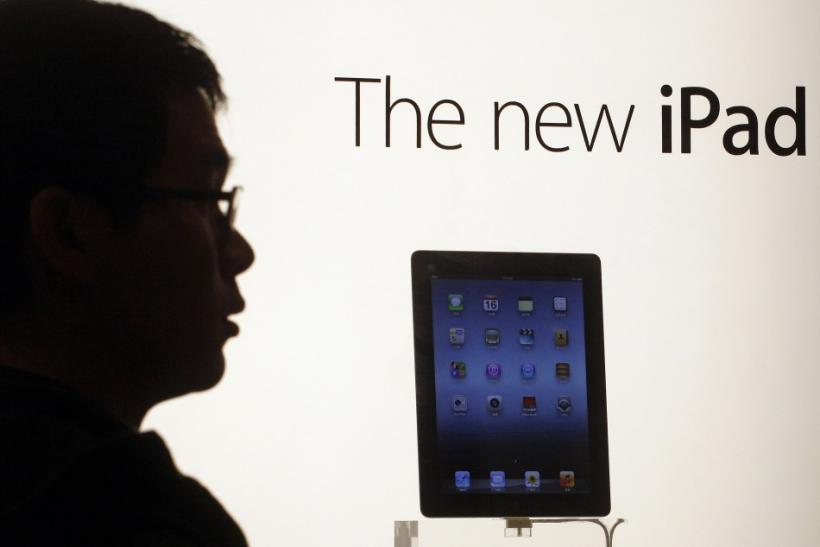 Apple's New iPad (PHOTOS)