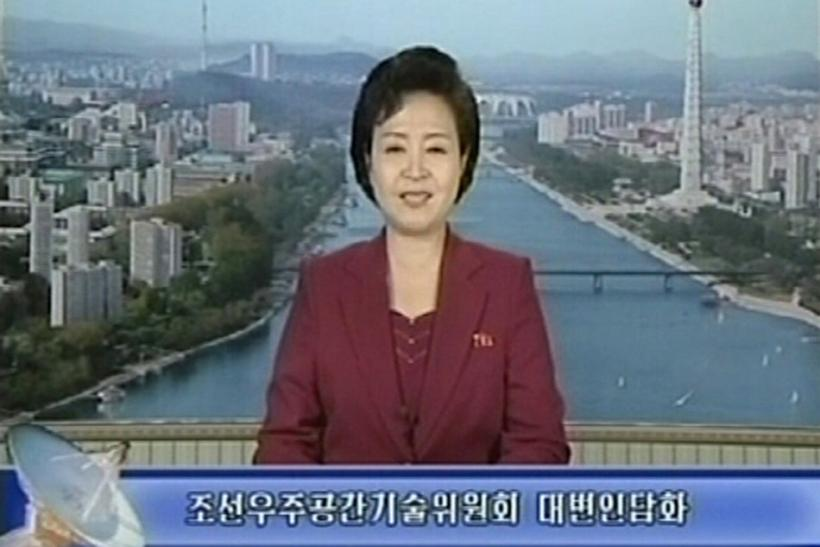 North Korea Satellite Launch