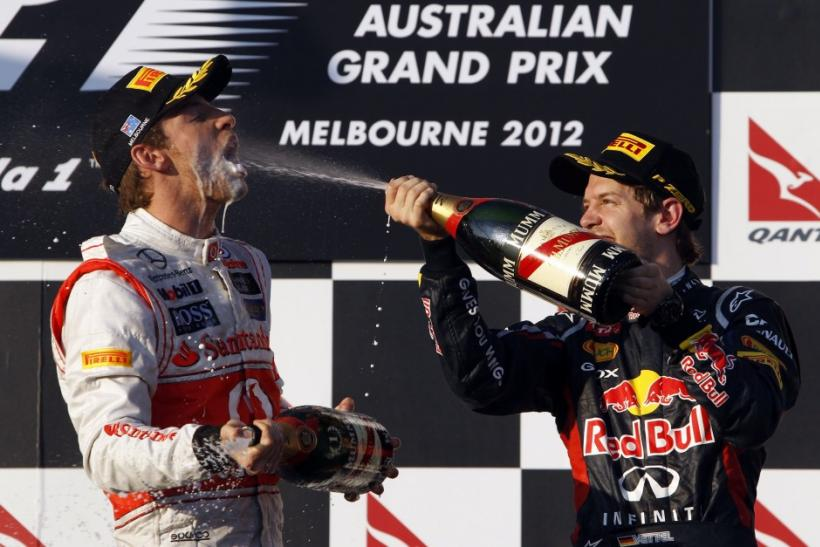 Watch highlights and driver reactions from the Australian Grand Prix in Melbourne.