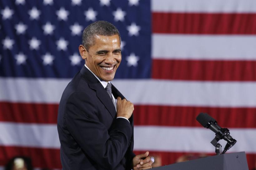 Obama Campaign Raises $45 Million in February, Most From Small Donors