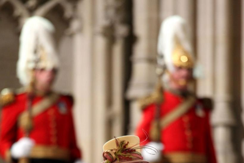 Diamond Jubilee: The Queen Addresses Parliament at Westminster