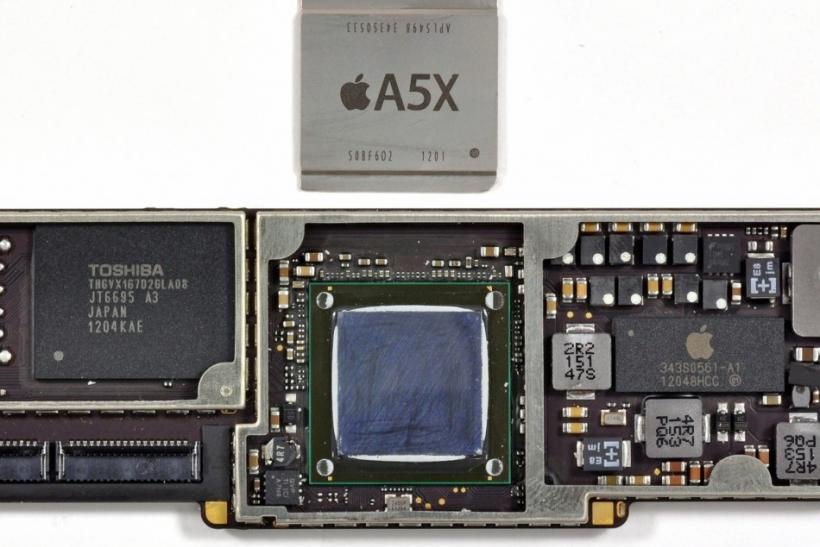 Apple's New iPad Dismantled