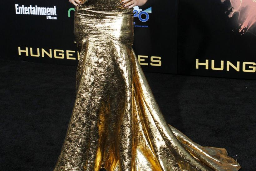 Top Red Carpet Looks of The Hunger Games' Jennifer Lawrence