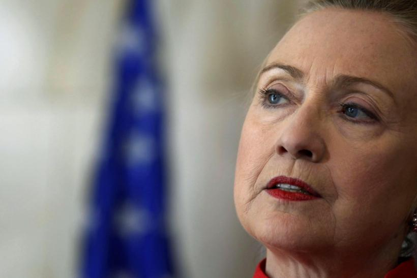 The statement comes only days after Clinton urged Iran to prove it was not attempting to develop nuclear weapons ahead of a make-or-break international conference in Istanbul on April 13.