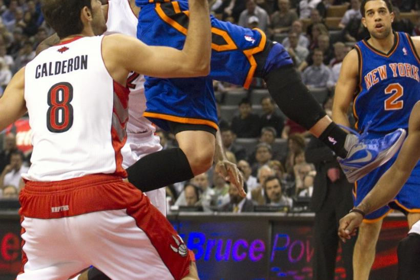 Jeremy Lin, Knicks Lose to DeRozan, Raptors [VIDEO HIGHLIGHTS]