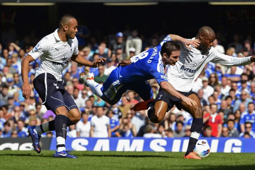 Watch highlights of Chelsea Vs. Tottenham in the Premier League