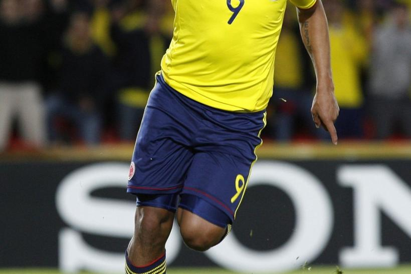 Arsenal are chasing young Colombian striker Luis Muriel, according to reports.