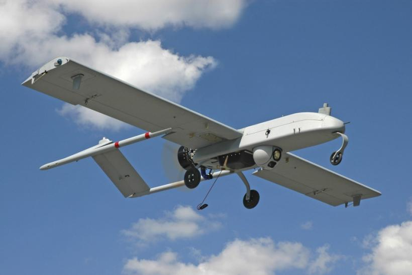 Unarmed U.S. Shadow Drone