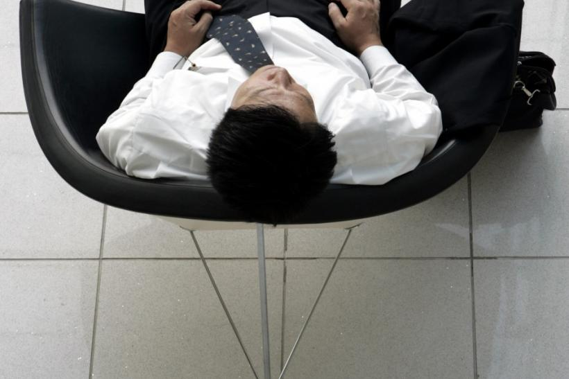 Prolonged Sitting Raises Risk of Dying
