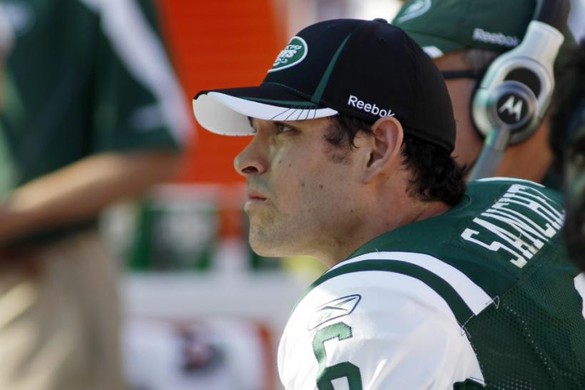 Mark Sanchez has won four playoff games in his first three seasons as the Jets starting quarterback.