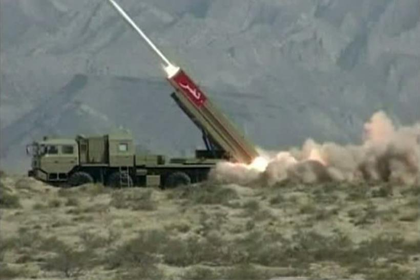 Hatf IX Missile In Pakistan