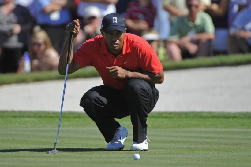 Tiger Woods won his first PGA Tour Tournament on Sunday for the first time since 2009.