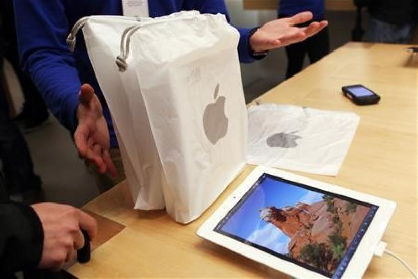 Apple: No Intent to Mislead Aussie Consumers on New iPad's 4G Connectivity