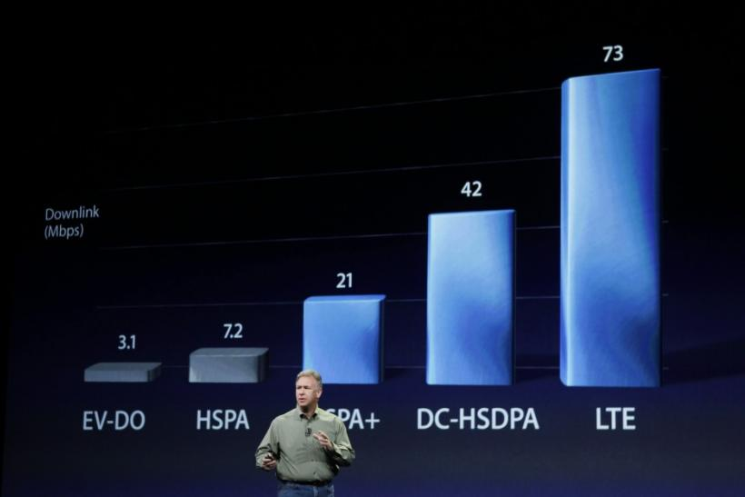 "The Future Is ""4G"": Top Five LTE Smartphones Debuting In 2012"