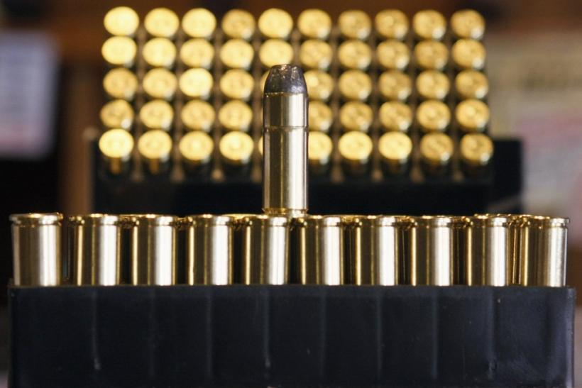.38 caliber ammunition