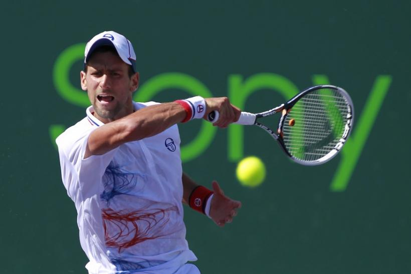 Watch a live stream of Thursday's play at the Sony Ericsson Open 2012 in Miami, featuring Novak Djokovic.