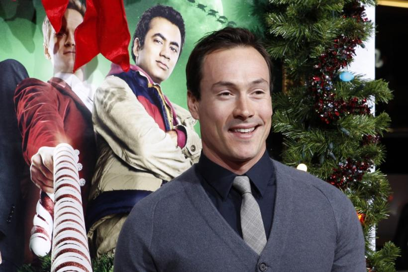 "Chris Klein aka ""Oz"""