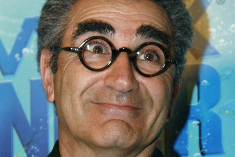 "Eugene Levy aka ""Jim's dad"""