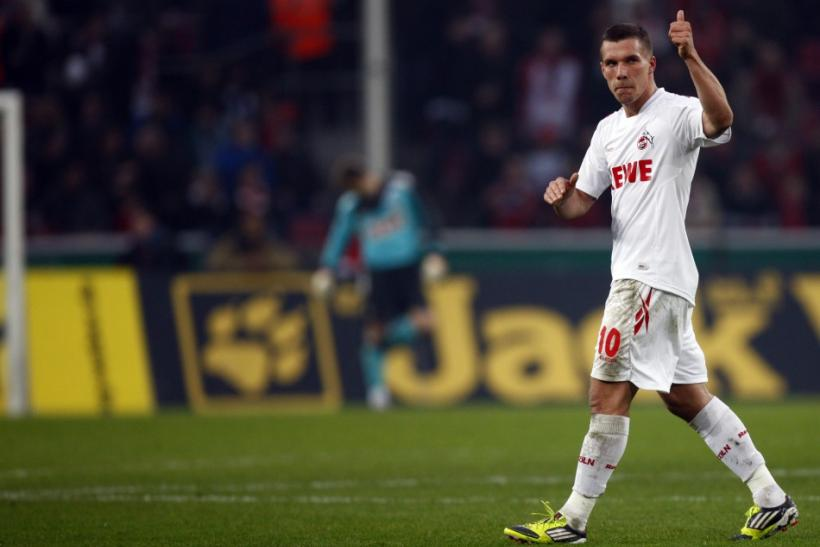 Manchester United have been linked with moves for Lukas Podolski and Kevin Strootman, according to reports.