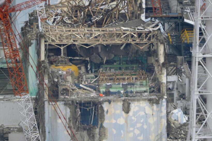 Fukushima Reactor Building