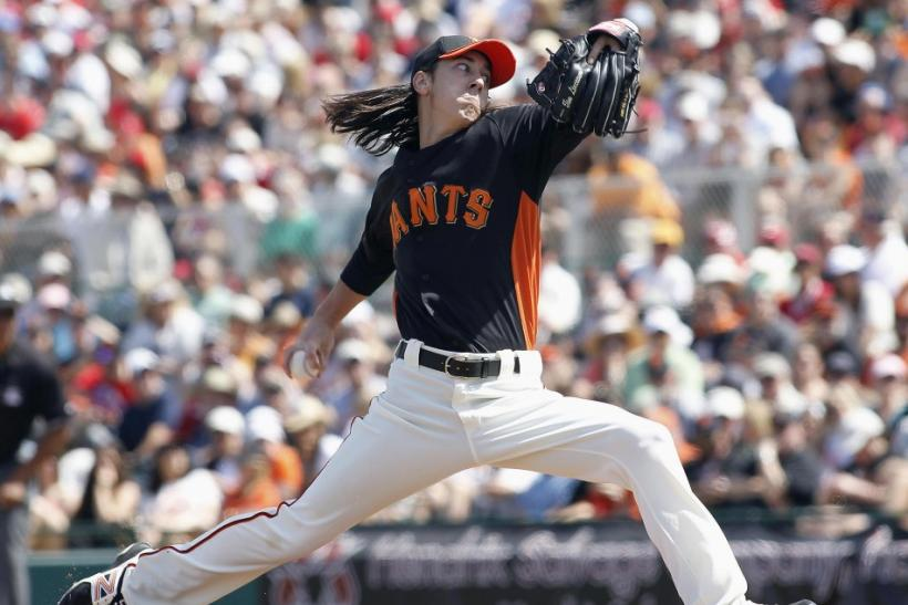 Tim Lincecum is eligible for free agency in 2013, will the Matt Cain signing mean he won't be back with the Giants?