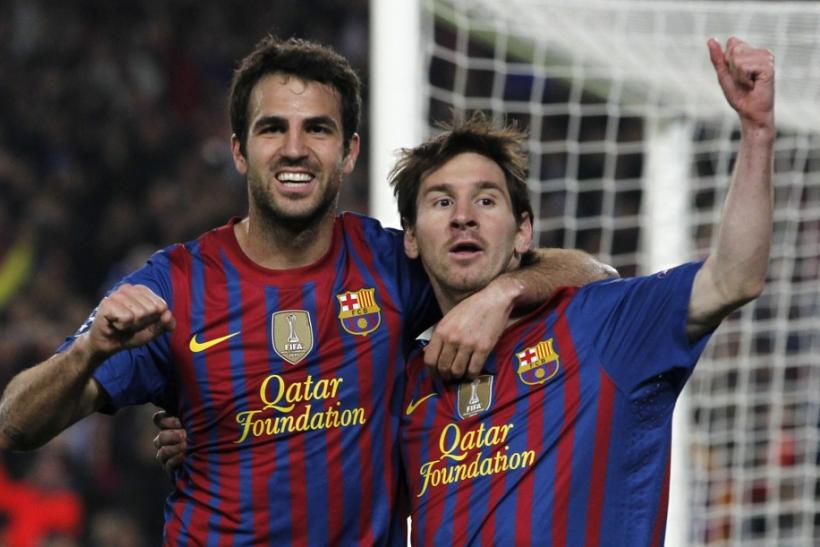 Watch highlights of Barcelona Vs. Milan in the quarter-final second-leg of the Champions League.