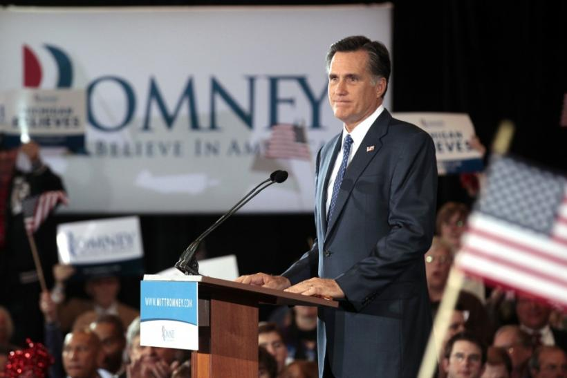 Mitt Romney Scolds New Media, Bloggers: 'I Miss the Days of Two or More Sources'