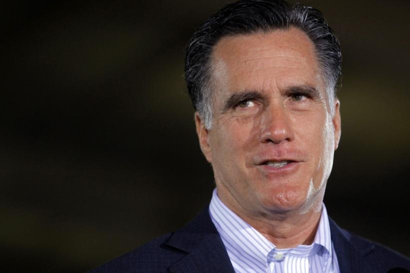 Mitt Romney Now
