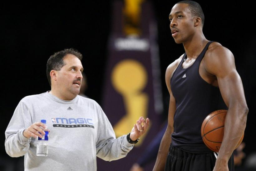 Is Stan Van Gundy getting fired?