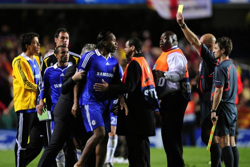 Why Chelsea should forget about the conspiracy theories concerning referees' alleged favoring of Barcelona ahead of a rematch of their infamous 2009 Champions League semi-final.
