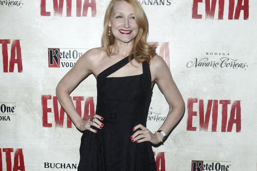 'Evita' On Broadway Opening Night