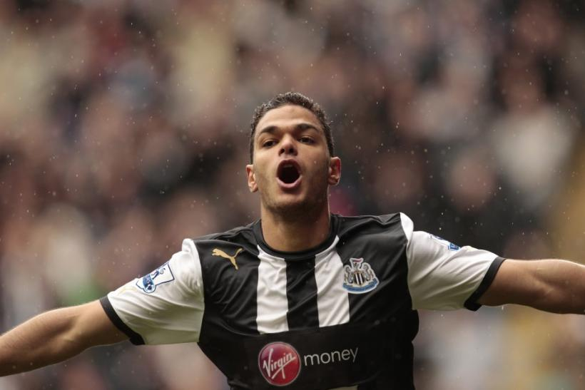 Watch Hatem Ben Arfa's stunning goal in in Newcastle's 2-0 victory over Bolton