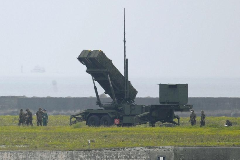Patriot 3 Missiles Deployed in Okinawa