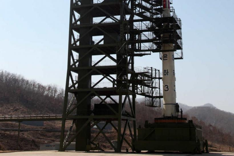 Sohae Satellite Launch Site