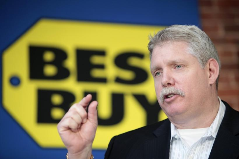 Brian Dunn, former Best Buy CEO