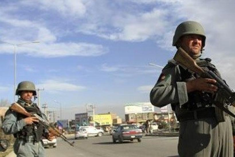 Afghanistan suicide bombings