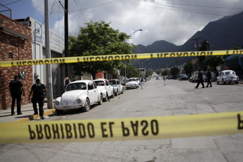 Taxi Drivers Killed In Mexico: Were Drug Cartels Involved?