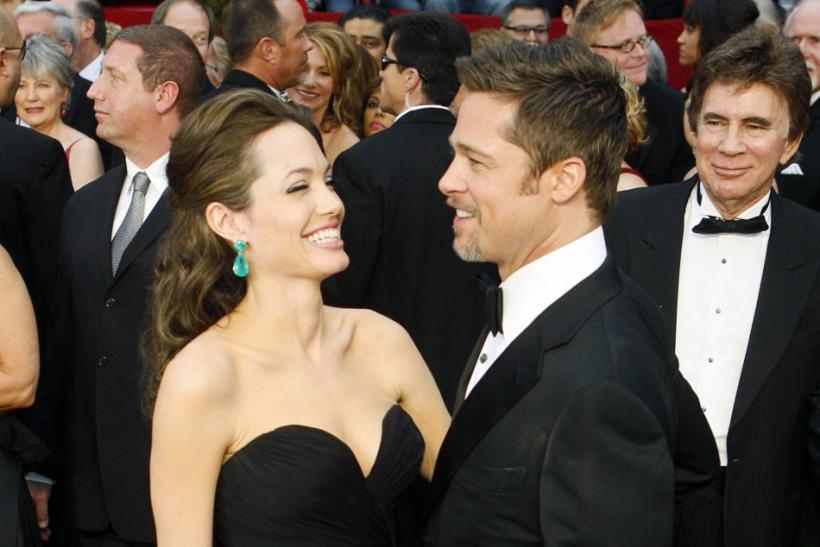 Brad Pitt, Angelina Jolie Engaged