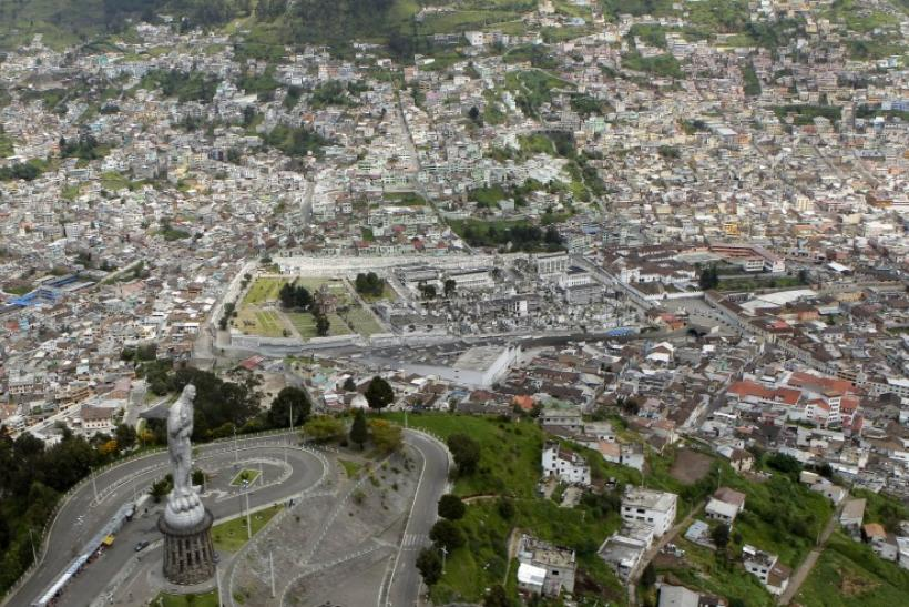 Quito: World's First UNESCO Heritage Site In Pictures