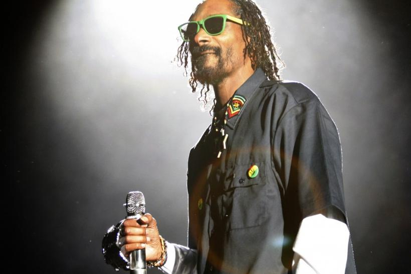 Snoop Dogg performs at the Coachella Valley Music and Arts Festival in Indio, California April 15, 2012.