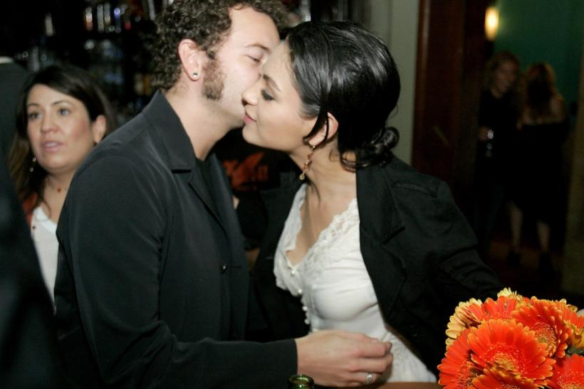 Danny Masterson and Mila Kunis at FOX Fall Casino Party