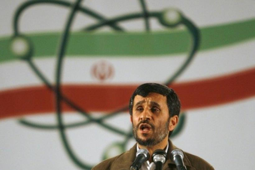 Ahmadinejad Warning